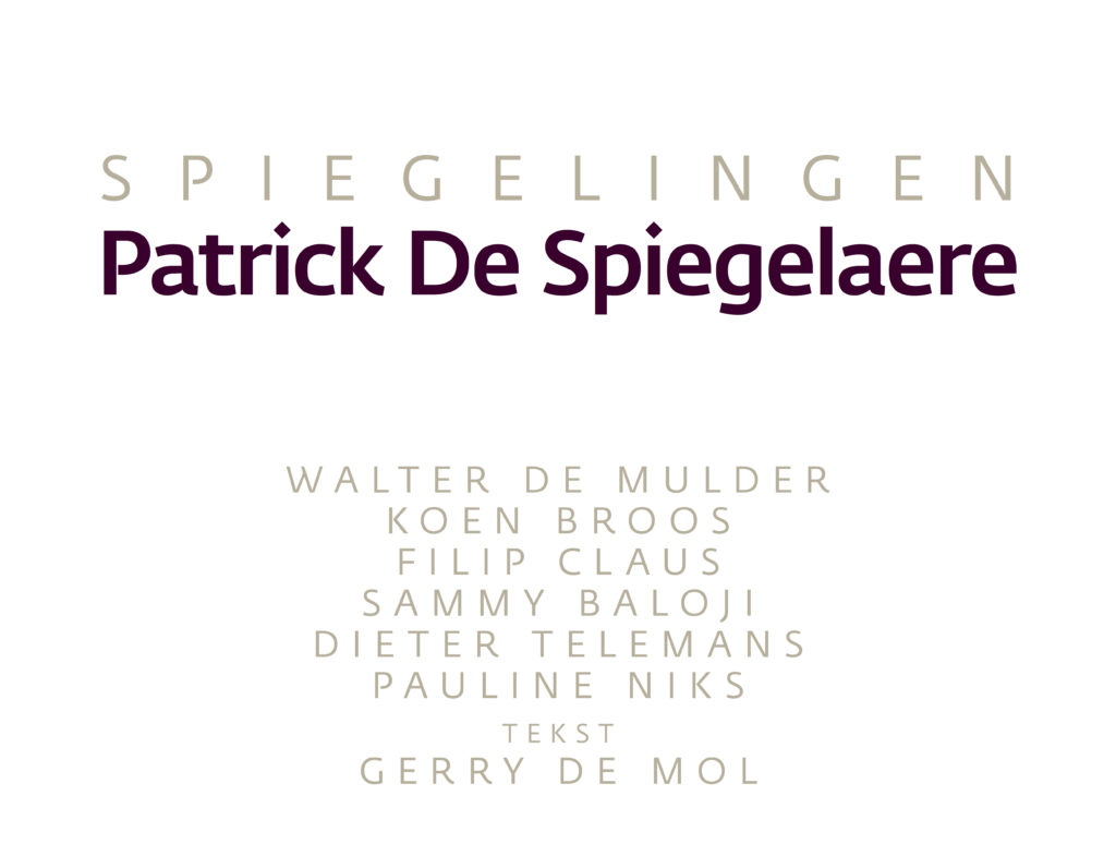 PATRICK•MAP•COVER